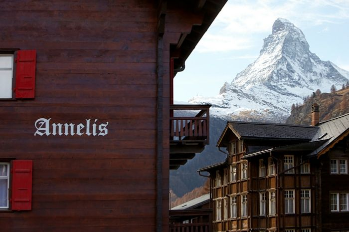 Chalet Annelis Apartments in Zermatt